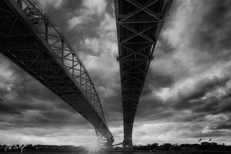 Bridge Sun Flare