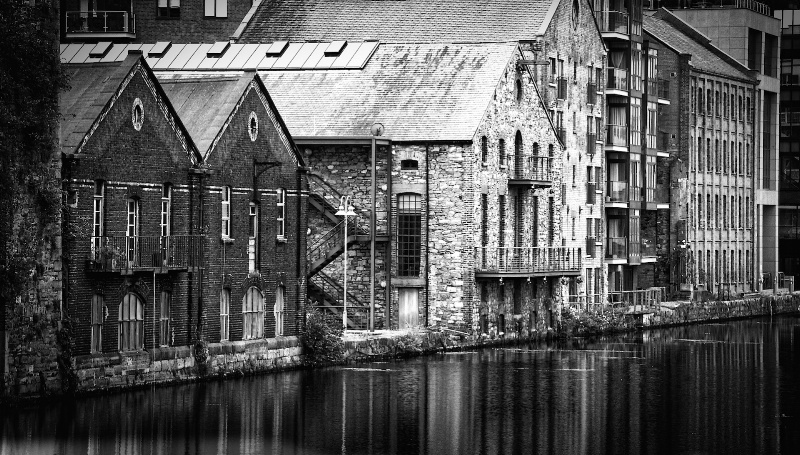 Old Warehouses in Dublin - ID: 14992689 © David Resnikoff