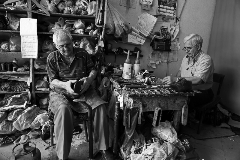 Shoemakers' Magic World - ID: 14992933 © Ilir Dugolli