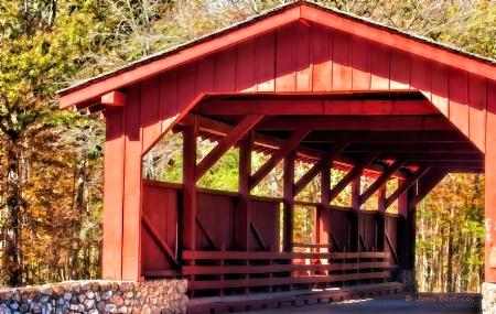 Arkansas Covered Bridge