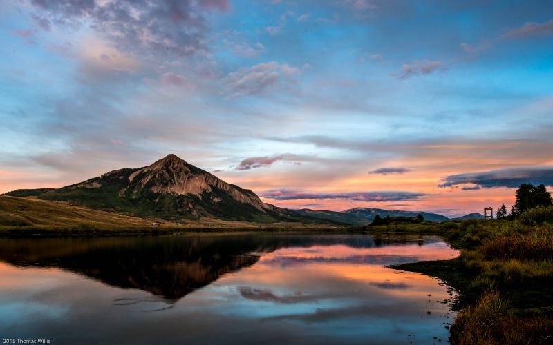 Peanut Lake - ID: 15002408 © Thomas L  Willis