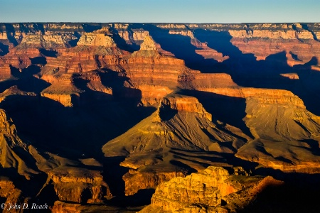 Grand Canyon Sunset #1