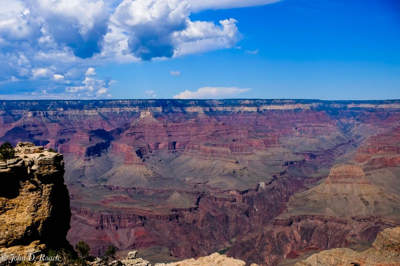 Grand Canyon - a glorious wow #2 - ID: 15005573 © John D. Roach