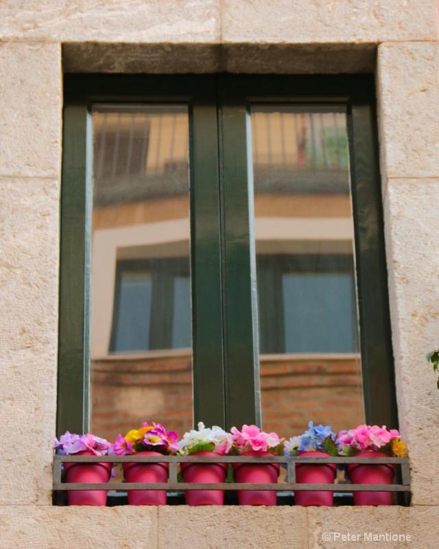 floral balcone