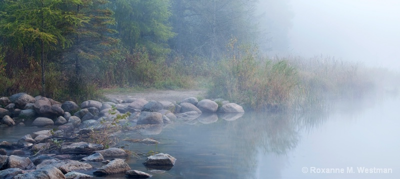 Foggy Mississippi Headwaters