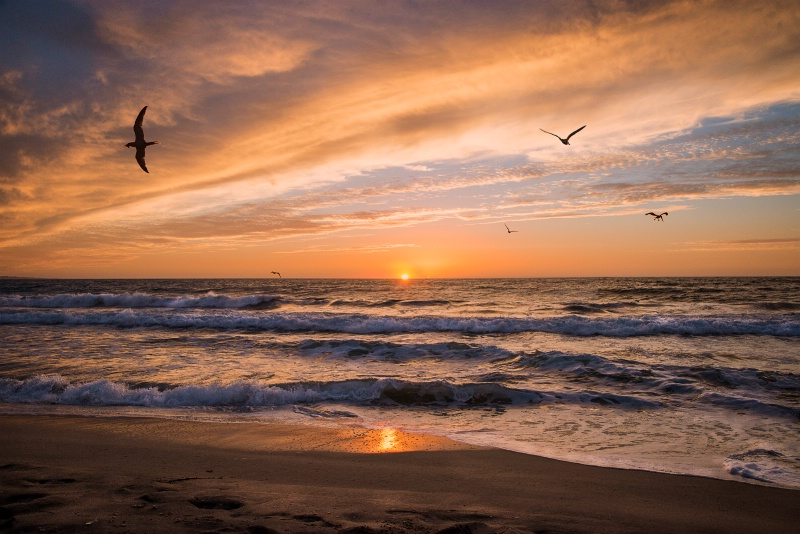 Perfect Sunset - ID: 15014221 © Kelly Pape