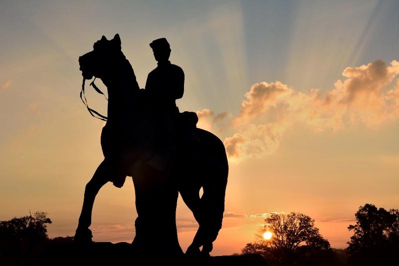 Cavalry Monument