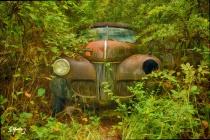 Vintage Car; Old Car City; White, Ga