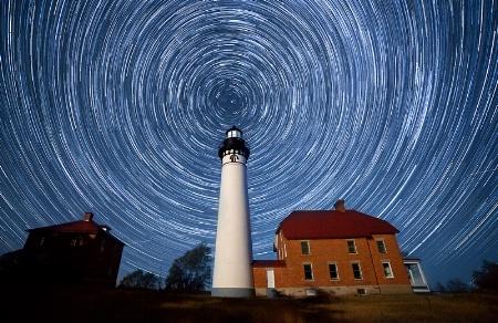 Starry, Starry Lighthouse