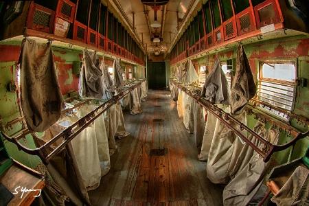 Mail Car; Southeastern Railway Museum, Ga