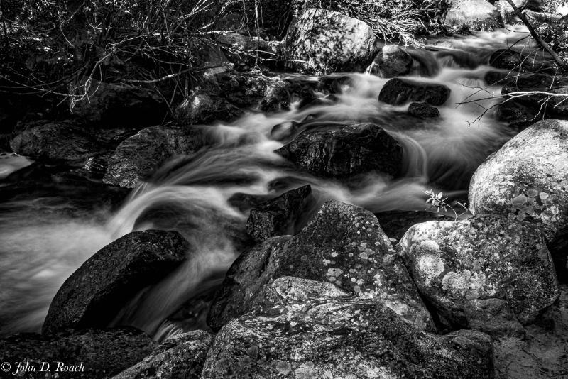 Beaver Falls #2 - ID: 15023915 © John D. Roach