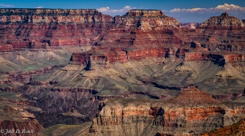 The Grand Canyon #2 - ID: 15027159 © John D. Roach