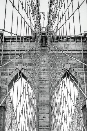Brooklyn Bridge in details