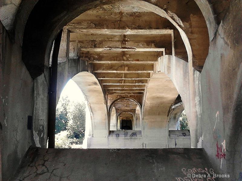 Under The Old Bridge