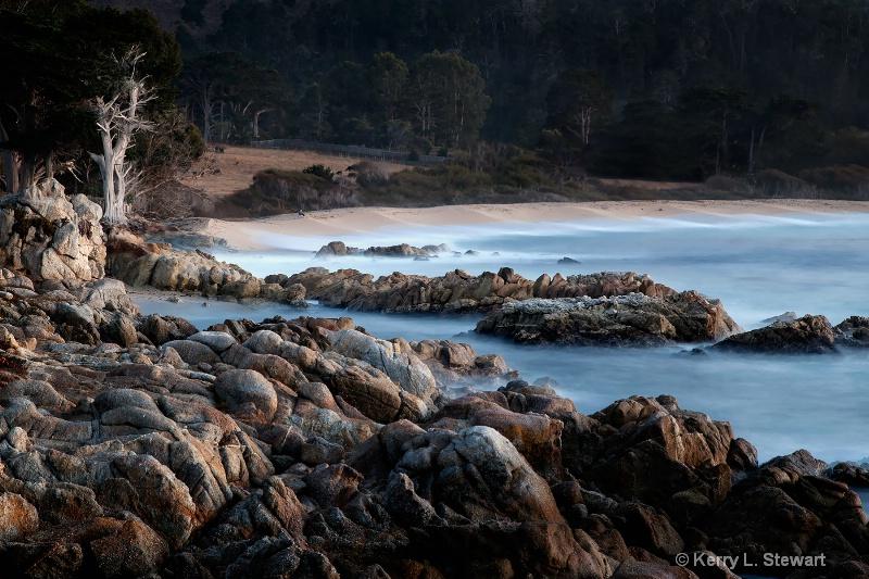 Monastery Beach - ID: 15029995 © Kerry L. Stewart