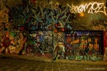 Melbournes' street art