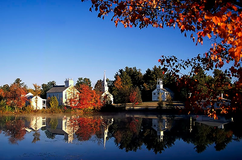 New Hampshire Reflections