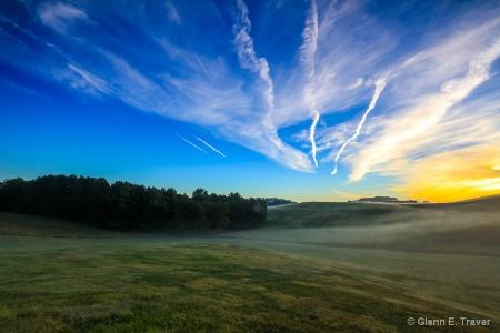Big Sky Morning