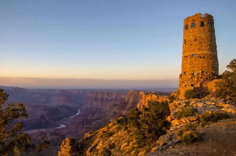 bw-grand canyon-9428-edit - ID: 15047321 © Lynette M. Tritel