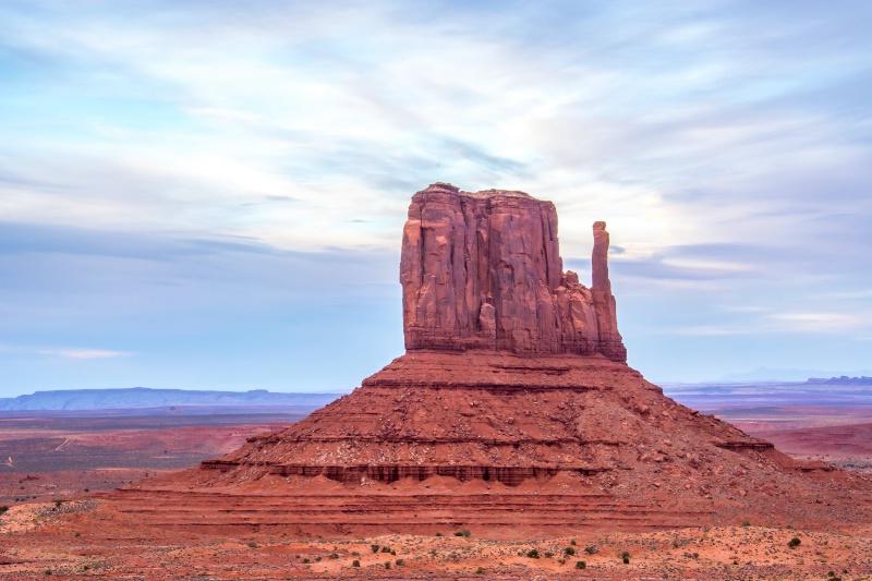 bw-monument valley-0638 - ID: 15047324 © Lynette M. Tritel