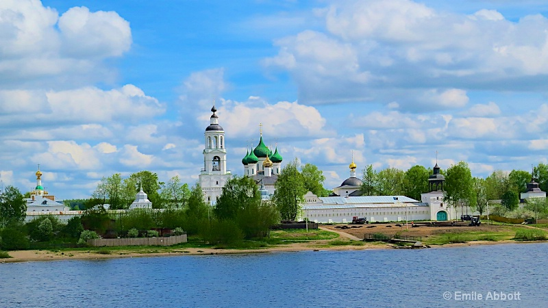 Tolga Monastery and Convent - ID: 15056130 © Emile Abbott