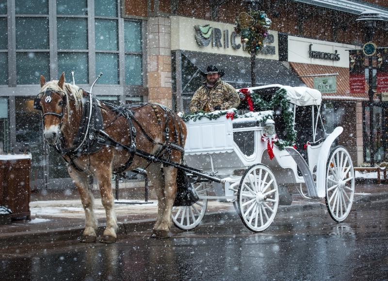 Giving Free Rides @ Christmas