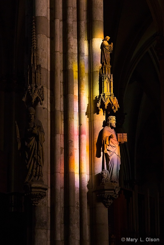 St Matthew -  Kölner Dom