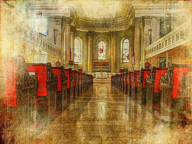 St Paul's ... 3   Richmond VA - ID: 15061462 © Wanda Judd