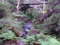 A Bridge at Blackheath.