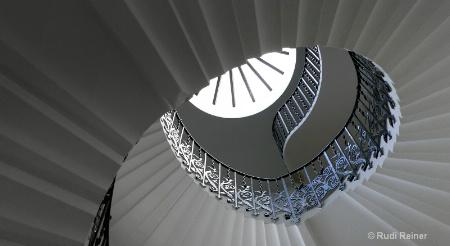 Spirol stairs, London