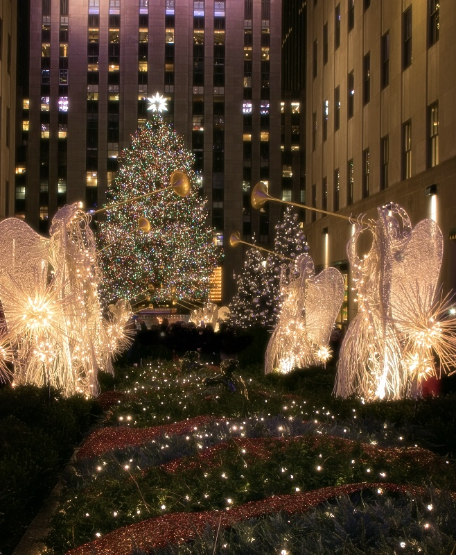 Christmas in NYC - ID: 15067924 © Teresa Letkiewicz