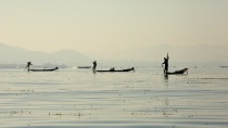 Fishermen,Inle Lake,Myanmar