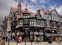 Chester, Cheshire UK.
