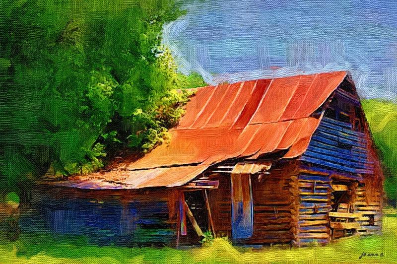 Kool old barn....