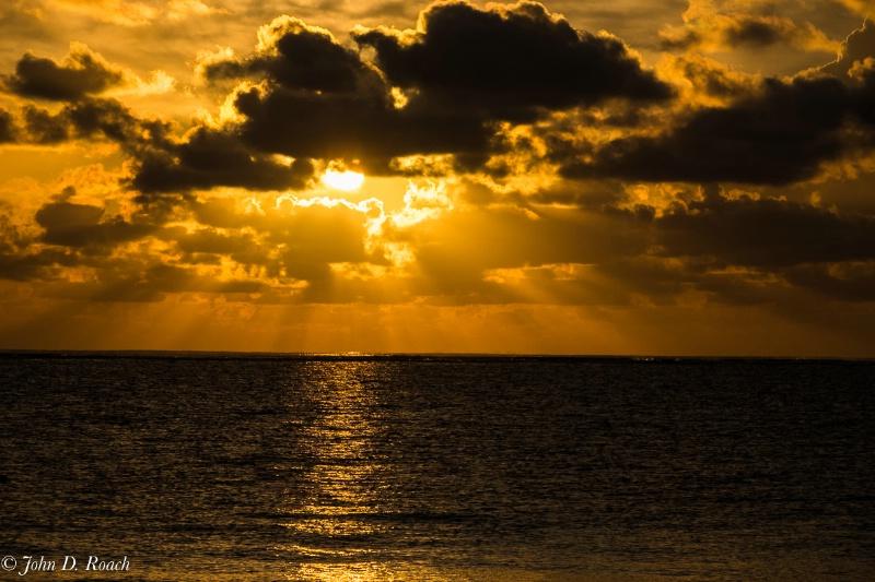 Morning Sunburst
