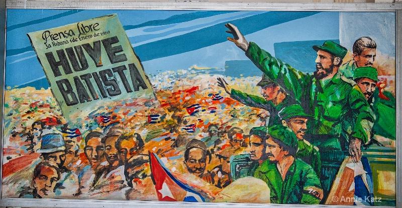 poster of the revolution - ID: 15076696 © Annie Katz