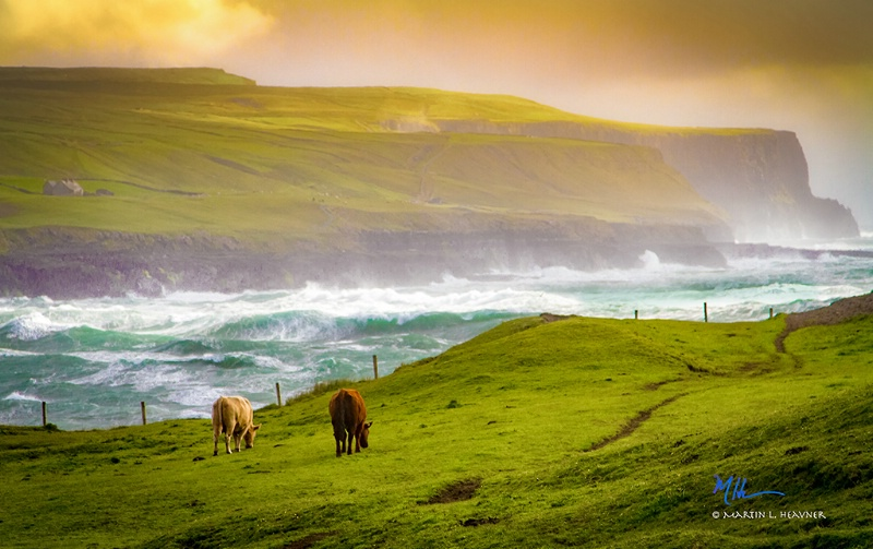 Silence and Storm - Doolin, Ireland - ID: 15078812 © Martin L. Heavner