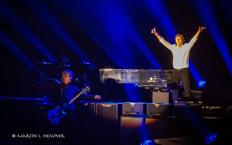 McCartney Plays the Bryce Jordan Center - ID: 15078823 © Martin L. Heavner