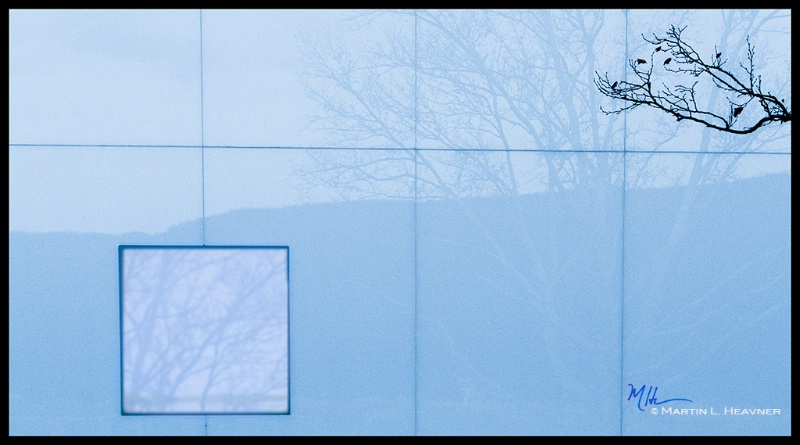 Winter's Dimensions - Corning, NY - ID: 15079140 © Martin L. Heavner