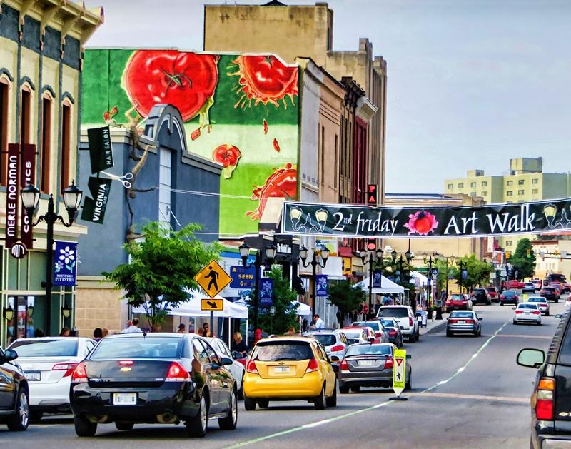 Pittston Art Walk