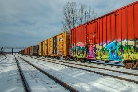 The Train Yard