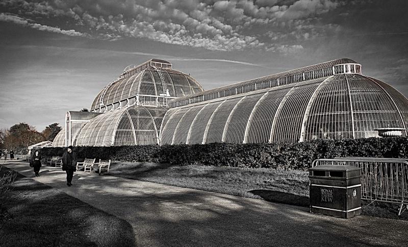 Kew Gardens Greenhouse - ID: 15086075 © David Resnikoff