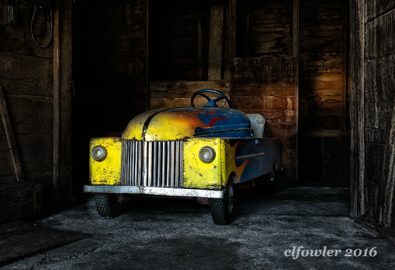Toy Roadster