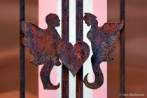 Love in Wrought Iron