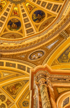 St. Josaphat Ceiling