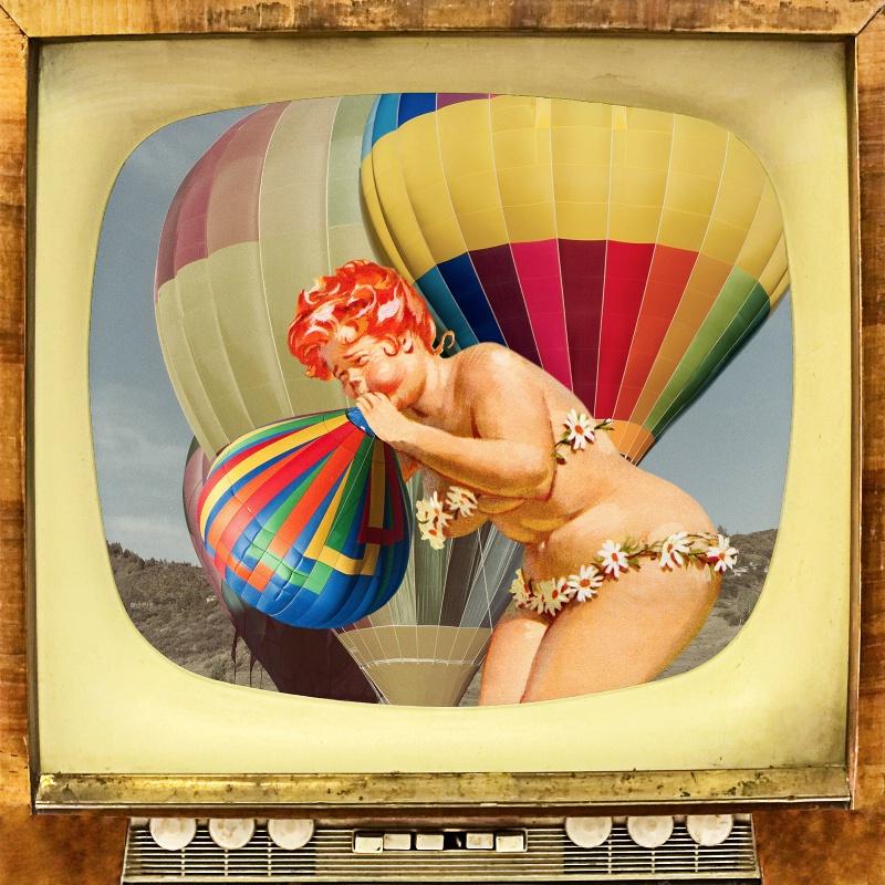 Balloon Babe - ID: 15089229 © Sheila Babbie