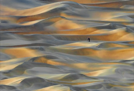 Photographing The Dunes
