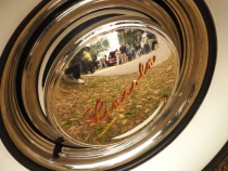 Reflections on a Classic Car Show
