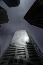 Skyscraper family meeting