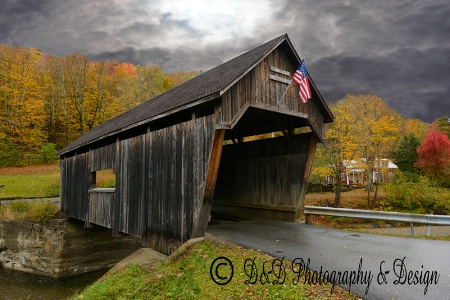 VT. Covered Bridge